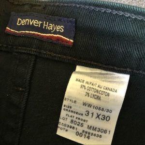 1567e94d480 Denver Hayes Jeans - Denver Hayes black jeans